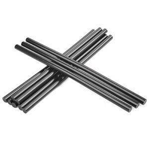 QLOUNI 10 piezas de pegamento de fusión en caliente - Barra de pegamento ...