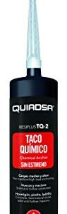 Quiadsa 53320006 Anclaje químico, 300 ml