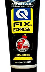 Quilosa T045294 Fijación adhesiva de montaje Express Tube, 250 gr