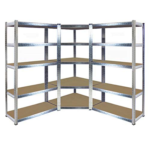 Racking Solutions - Kit de esquina de garaje galvanizado, 1 ...