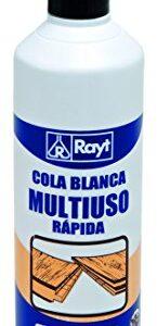 Rayt 036-06 Botella de pegamento blanco multipropósito rápido para ...