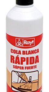 Rayt 038-81 Botella de pegamento blanco súper fuerte para madera ...
