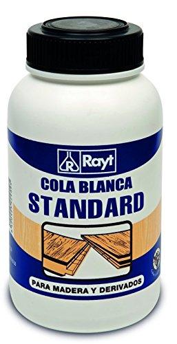 Rayt 429-09 Cola blanca estándar usos múltiples: madera, papel ...