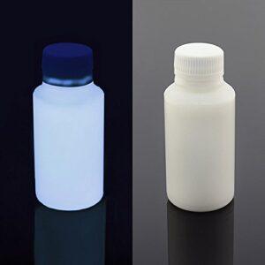 Reactivos a la luz UV pintura negra casi invisible, color bl ...