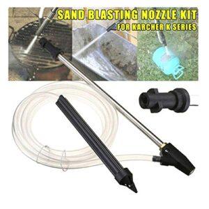 Reeseiy Sand Jet Kit Sandblast Chic Profe ...