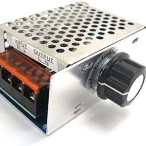 Regulador electrónico de velocidad regulado ARCELI Regulador ...