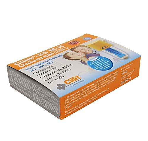 Rellene Cillit 55 M-H con 2 sobres de 350 gramos para dosifi ...