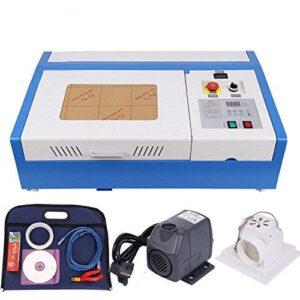 Ridgeyard 40W CO2 Laser 12x8 pulgadas USB Laser Cutter ...