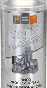 Rocíe Zinc 98% & # 39; F93 & # 39; esmalte profesional. zincante frío, para ...