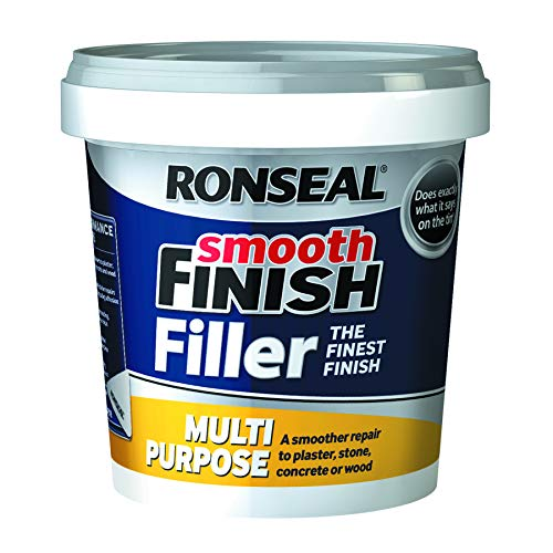 Ronseal MPRMF22Kg - Masilla multipropósito para interiores (2.2 k ...