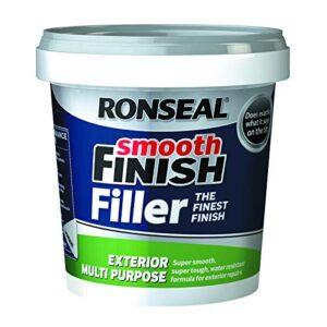 Ronseal - Masilla multiusos para exterior (1.2 kg, acabado ...