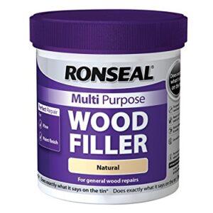 Ronseal mpwfn930 930 g Multipropósito para madera (L), color natural ...