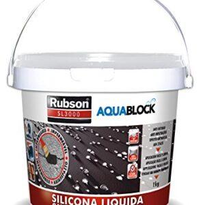 Rubson Aquablock SL3000, silicona líquida impermeabilizante ...
