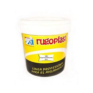 Rugoplast: pintura impermeabilizante económica ideal para ...