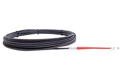Runpotec 30021 - Guía de cable metálico, longitud 30 m. G ...