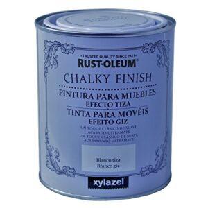 Rust-Oleum 4080103 Pintura, blanca, 750 ml