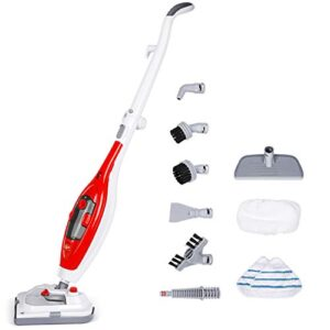 SIMBR Steam Cleaner y Mopa 300mm Vaporizer Broom ...