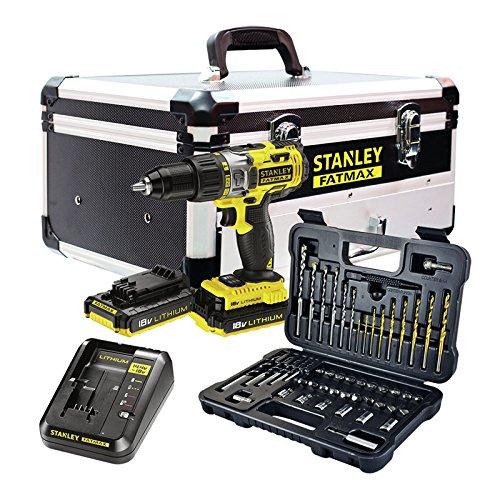 STANLEY FATMAX FMCK625D2F-QW - Martillo perforador 18V, 27.200 ...