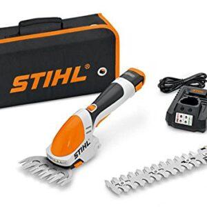 STIHL HSA 25 Tosacespugli Una batería de herramientas para ...
