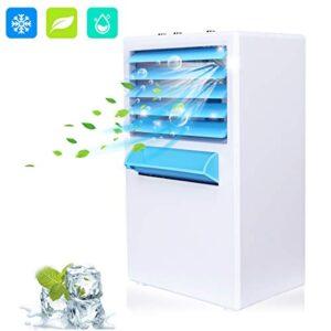 SUPTEMPO Mini aire acondicionado portátil, aire acondicionado ...