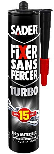 Sader 30605727 fijación sin tornillos x Turbo