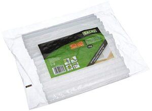 Salki 04322103 Barras de pegamento termofusible, Translúcido, 12 ...