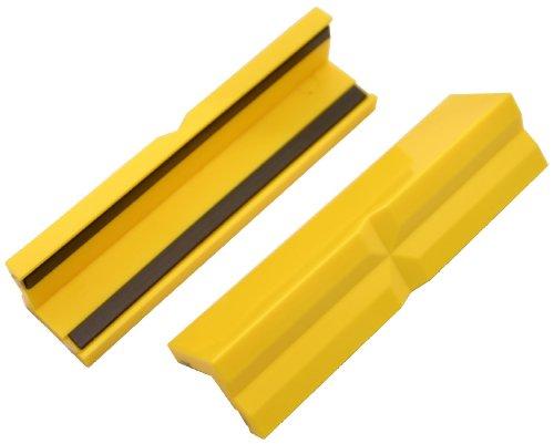 Schonbacken für étau Kunststoff magnetisch 150 mm, Paar