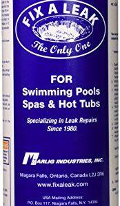 Sellador de fugas de piscinas Marlig Industries, de Fix a L ...