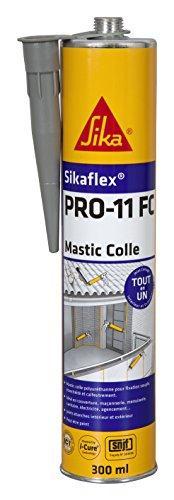 Sika Sikaflex PRO 11 FC - Pegamento y recarga de masilla de sellado ...