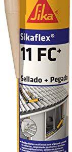 Sikaflex 11 FC +, adhesivo multipropósito y sellador de juntas elásticas ...