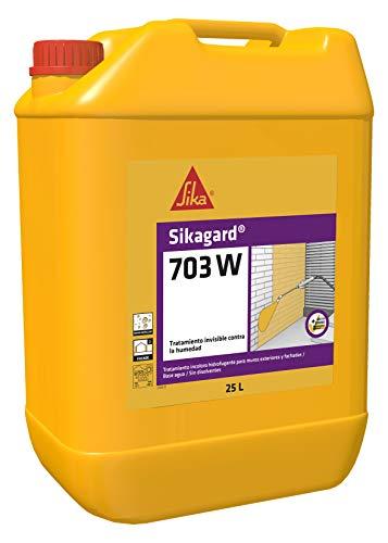 Sikaguard 703W, repelente al agua para fachada y proteger ...
