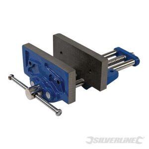 Silverline 138785 - Tornillo de banco de carpintero 3,5 kg ...