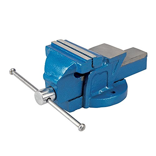 Silverline 633792 - Tornillo de banco de 4,5 kg (100 mm)