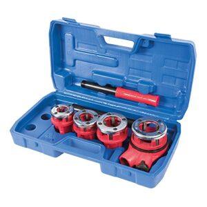 Silverline 868556 - Kit de grifo para tubería