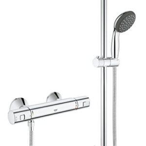 Sistema de ducha Grohe 34597000 Precision Start con grifo ...