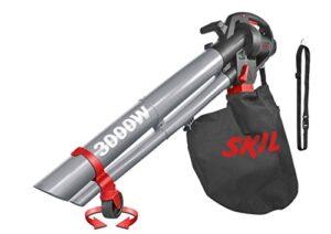 Skil 0796AA - Soplador, aspiradora y trituradora de hojas con ...