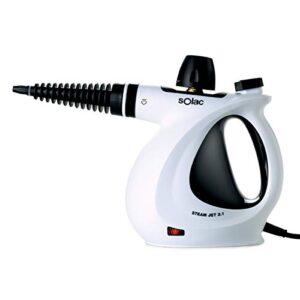 Solac S94902200 Limpiador a vapor, Plástico