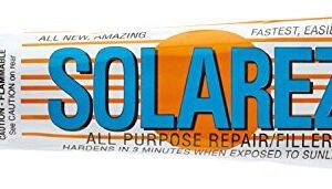 Solarez Surf Repair Resina de reparación de uso múltiple