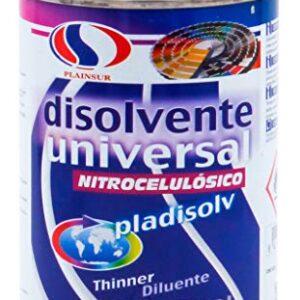 Solvente Universal Nitro Plainsur - 500 mL