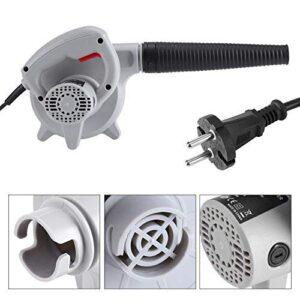 Soplador eléctrico de 500W Soplador de aire operado ...