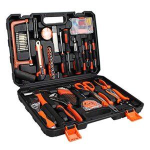 Sotech 114 piezas Juegos de herramientas, herramientas manuales ...