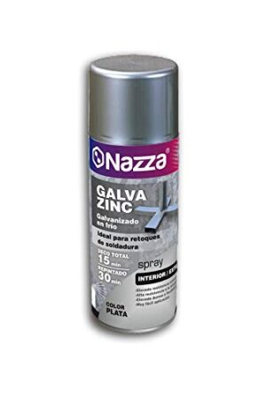 Spray Galvanizado en Frío | Galvazinc Plata | Especialmente ...