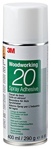 Spray adhesivo 3M, 400 ml, 1 unidad