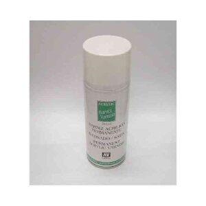Spray barniz satinado 400 ml