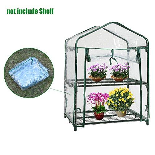 Sue Supply Greenhouse Mini Walk-In Garden, para plantas de energía ...