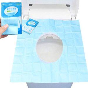 Sumaju - Cubiertas de papel para inodoro, 30 piezas, ...