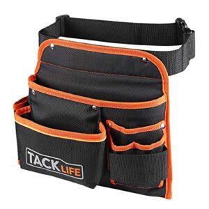 TACKLIFE Cinturón para herramientas, profesionales, imp ...