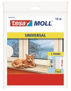 TESA 05454-00100-00 Burlete de espuma, 10 m x 15 mm, color b ...