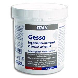 TITAN - IMPRESIÓN UNIVERSAL GESSO 500ML