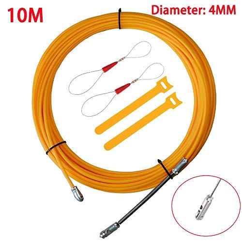 TLYCRQJXF (10m Diámetro 4mm) Guía de cable, guía eléctrica ...